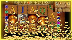 King Of Games - Eye Of Horus Pub Edition - Jackpots Galore - Amazing Run of Good Luck