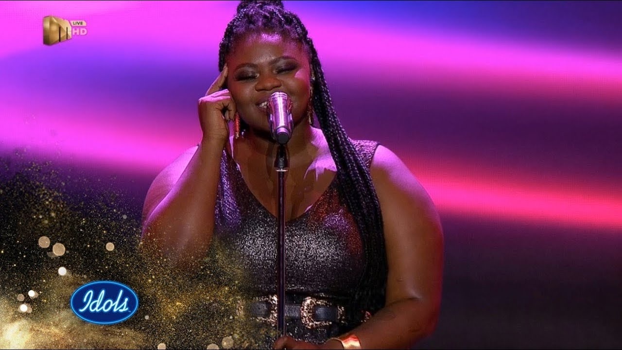 Top 2: Sneziey – 'Through The Wire' – Idols SA #1