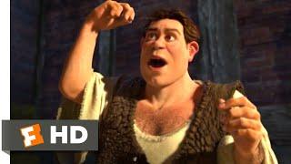 Shrek 2 (2004) - Human Shrek Scene (5/10)