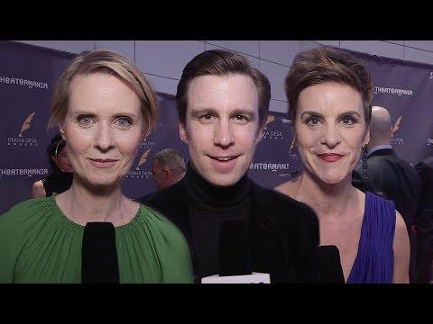 Cynthia Nixon, Andy Karl, Jenn Colella, and More Celebrate Theater at the Drama Desk Awards
