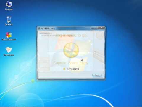 Einführung Jing Screenshots Standbilder Video Tutorial