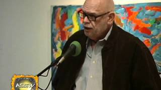 Ron Alexander reads his poem, St Patricks Day