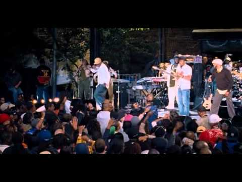 Talib Kweli & Friends - Get By Live @ Dave Chappelle's Block Party