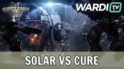 Solar vs Cure (ZvT) - Olimoleague Weekly #163