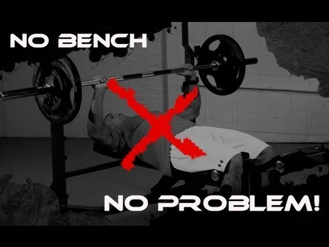 Build A Bigger Chest With The BENCHLESS Bench Press