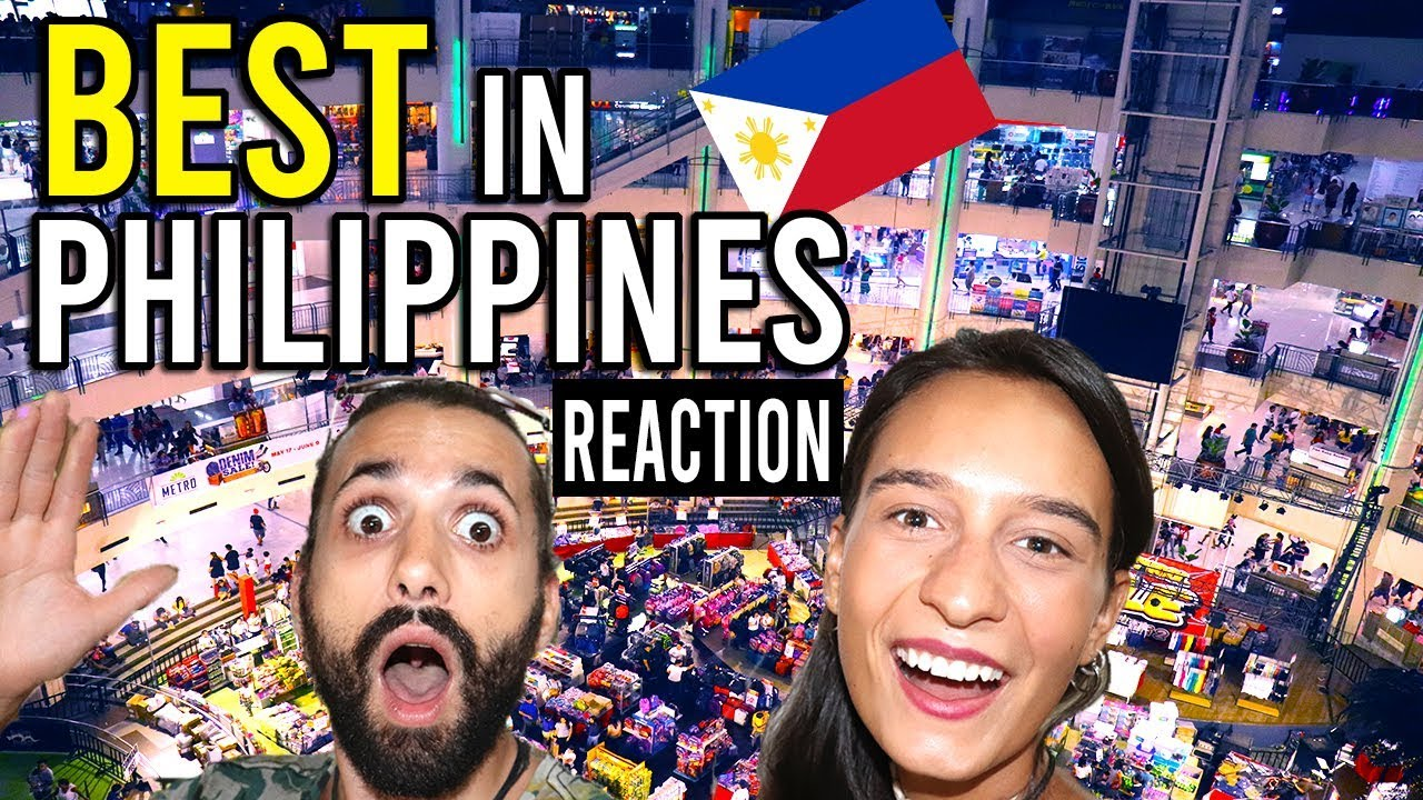 BEST Filipino SHOPPING MALL! – Travel Philippines 2019