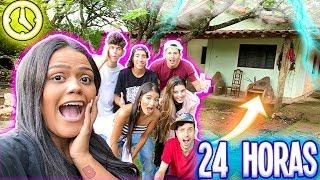 24 HORAS NA CASA ABANDONADA 2019 !!!