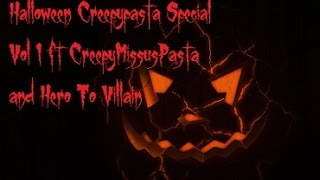 Brimstone's Halloween Creepypasta Special Vol 1