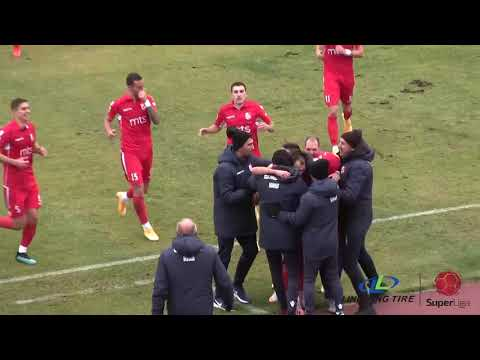 Radnicki Nis Zlatibor Cajetina Goals And Highlights