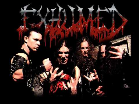 EXHUMED - open the abscess