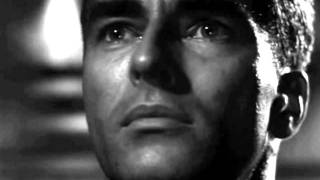 """Gambar cover Montgomery Clift in """"I Confess"""" 1953 - musical tribute"""