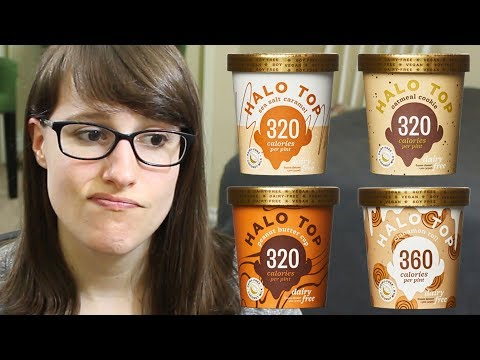 Halo Top Dairy-Free Ice Cream Review (coconut Milk-based & Vegan)