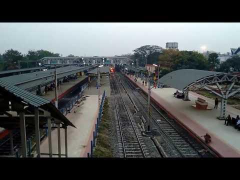 Barrackpore Railway Station | Barrackpore Sealdah Local | ER