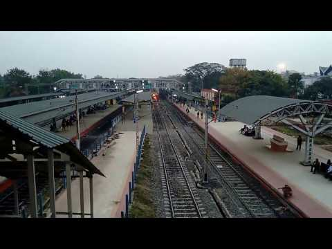 Barrackpore Railway Station | Barrackpore Sealdah Local | ER