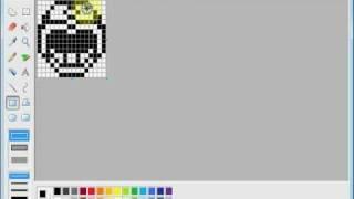 超新星フラッシュマン・ピンクフラッシュ emozi icon made by MS paint