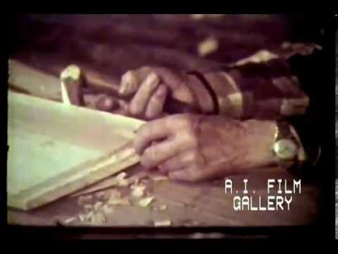 Wooden Box - a film of Mungo Martin and Henry Hunt from 1963