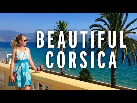 Beautiful Corsica | Belle Corse | Travel Diary Summer 2016 | GoPro Hero