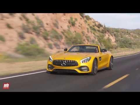 【魔玩達人】Norev 1/18 183451 Mercedes Benz AMG GT C全新賓士敞篷超跑【正版特價】