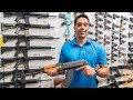 Tour one of the few gun shops on Hawaii