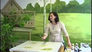 Видеоурок № 2 «Технология батика»