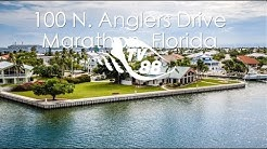 100 N Anglers Dr, Marathon, FL 33050  Home and Land for Sale