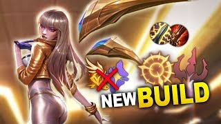 The New KAI'SA Build Pros use (Runes & Items) + New Prestige Kai'sa Skin!!