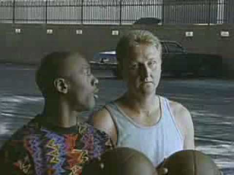 michael jordan vs larry bird mcdonalds commercial