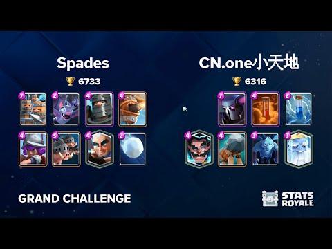 Spades Vs CN.one小天地 [GRAND CHALLENGE]