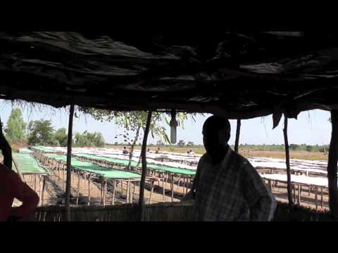≈ INSTALLING SOLAR LIGHTING IN MALAWI AFRICA ≈ WATER PURIFIER WATER TREATMENT WATERS DEPURATION