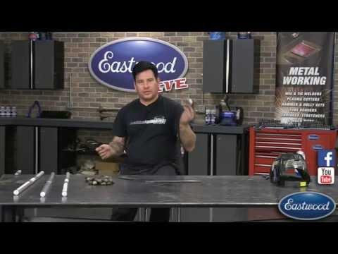 Improve Your TIG Welding Skills! Filler Rod Tips & Tricks - Eastwood