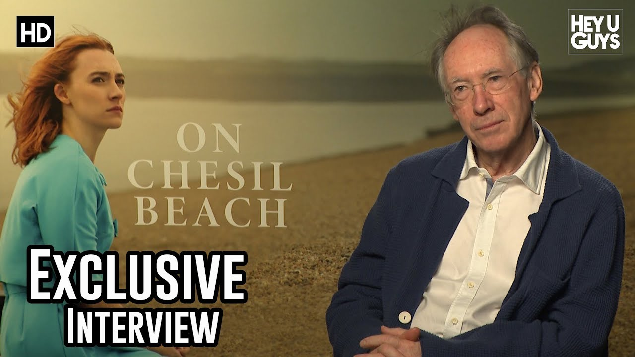 Author Ian McEwan - On Chesil Beach Exclusive Interview - YouTube
