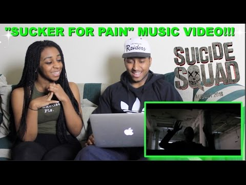 "Couple Reacts : ""Sucker for Pain"" Music Video Reaction!!!"