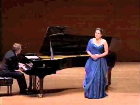 Auf Flugeln des Gesanges (Felix Mendelssohn) - Susanna Phillips and Craig Terry