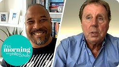 Harry Redknapp And John Barnes On The New Series Of 'Harry's Heroes' | This Morning