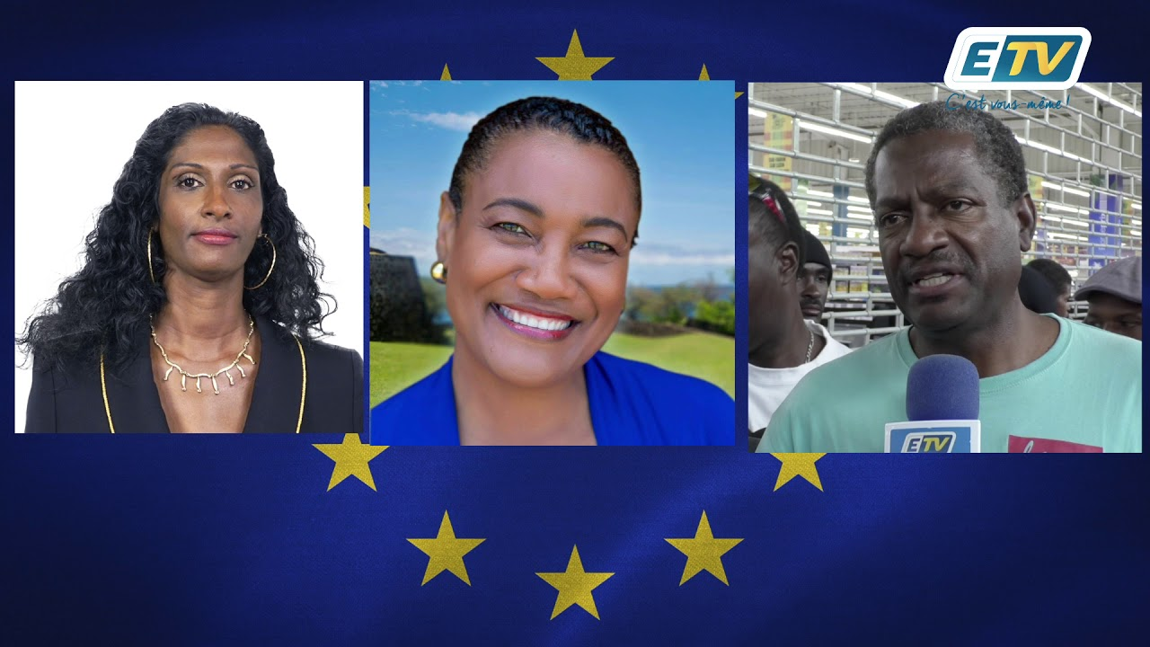 Élection européenne : les guadeloupéens sont concernés