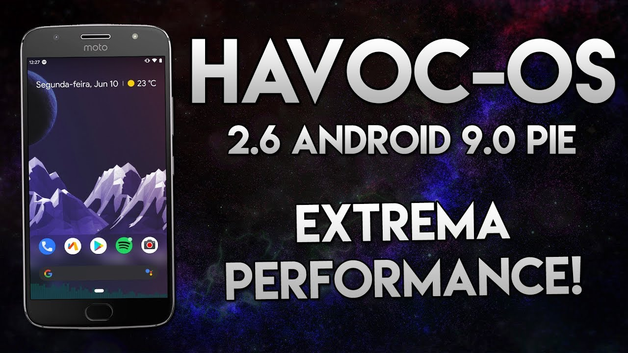 HAVOC OS 2 6 | Android 9 0 Pie | ROM WITH EXTREME PERFORMANCE!