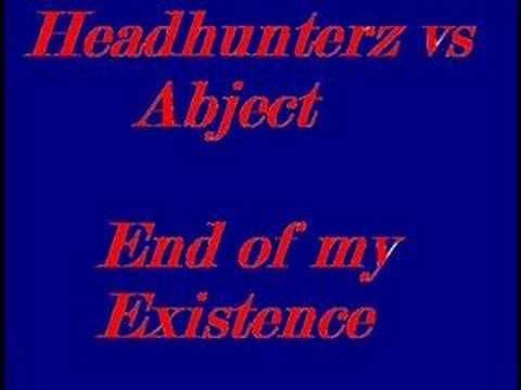 Headhunterz vs Abject - End of my Existence mp3