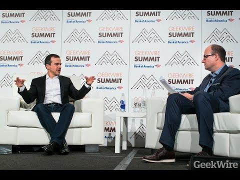 GeekWire Summit: Amazon Worldwide Consumer CEO Jeff Wilke