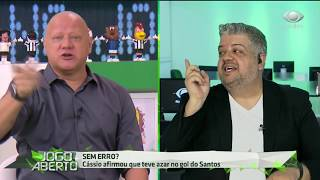 Héverton para Ronaldo: Você era goleiro borboleta!