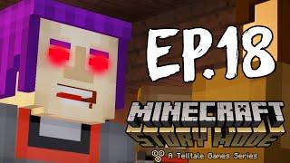 Minecraft Story Mode - Эпизод 7 - Доступ Запрещен