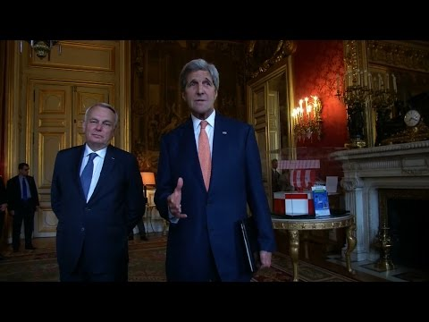 Remarks on Syria with French Foreign Minister Ayrault