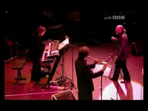 Ebi in Royal albert hall - Navazesh - BBC persian