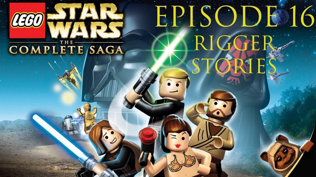 Lego Star Wars - Episode 16: Rigger Stories | SPG