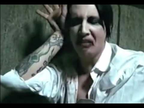 MARILYN MANSON (s)aint  Director's Cut   Uncensored Official Video  18 SD