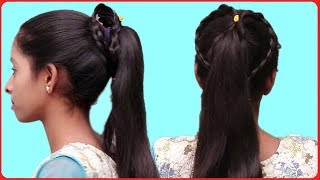 Quick & Easy Hairstyles For Baby Girls with Long Hair | Baby Hairstyle