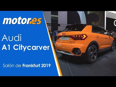 Audi A1 Citycarver | Presentación / Review Español