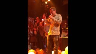 Andreas Dorau - Flaschenpfand live in Hamburg 2014