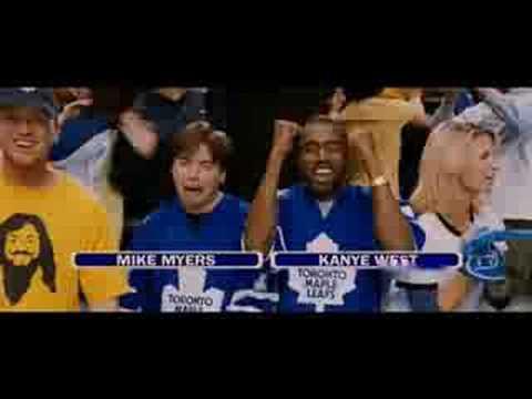 Kanye West & Mike Myers In Love Guru