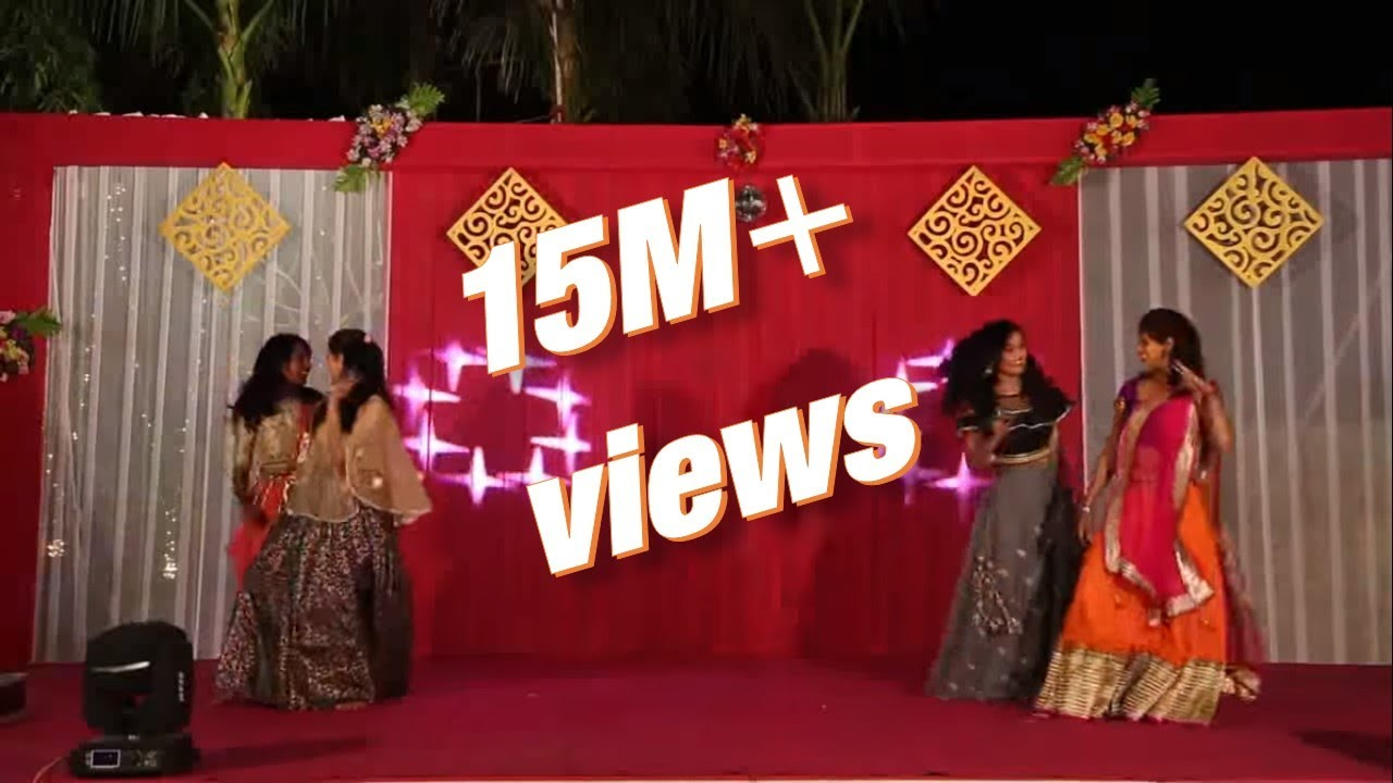 High Rated Gabru + 3peg + UP bihar + nachange sari raat / Sisters Dance #1