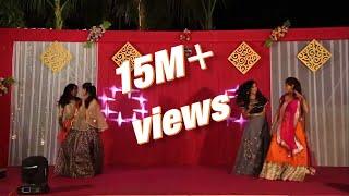 High Rated Gabru + 3peg + UP bihar + nachange sari raat / Sisters Dance